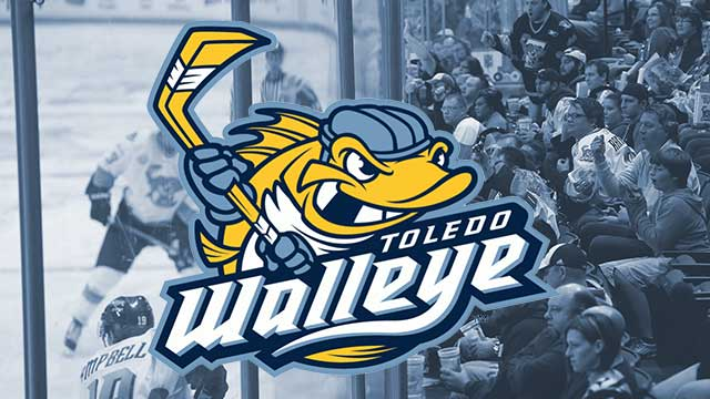 Toledo Walleye vs Kalamazoo Wings Promotional Image