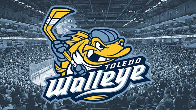 Walleye Hockey vs Fort Wayne Komets Promotional Image