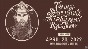 CHRIS STAPLETON – ALL AMERICAN ROAD SHOW Promotional Image