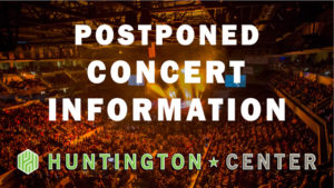 Rescheduled Concerts Promotional Image