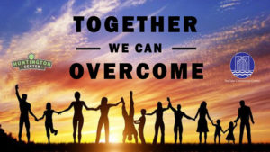 TOGETHER WE CAN OVERCOME Promotional Image