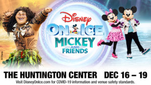 Disney on Ice Mickey and Friends Promotional Image