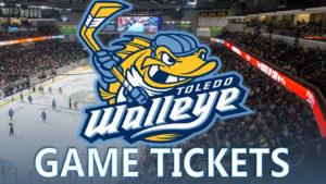 Toledo Walleye Game Tickets Promotional Image