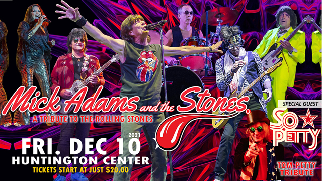 Mick Adams and The Stones Promotional Image
